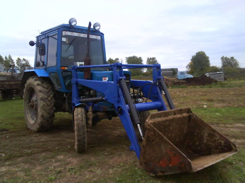Трактора БУ и новые в Смоленской области